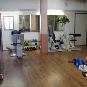 Harjoitussalia