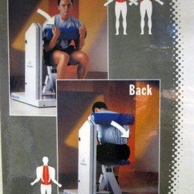 Vatsa- ja selkäharjoituslaite